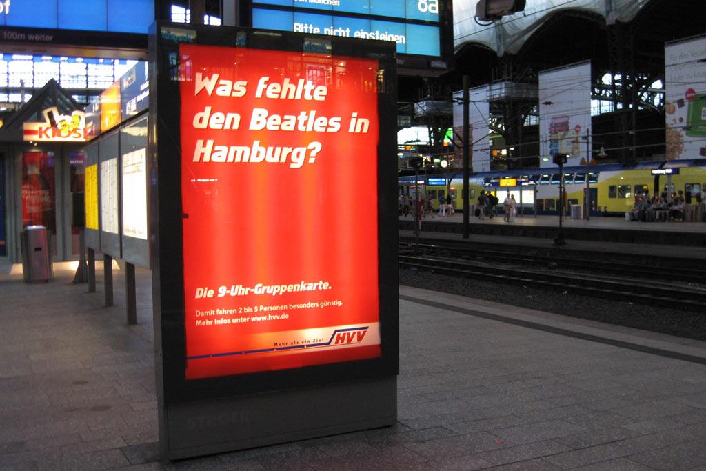 hvv-plakatwerbung-beatles-hauptbahnhof-hamburg-andres-lehmann