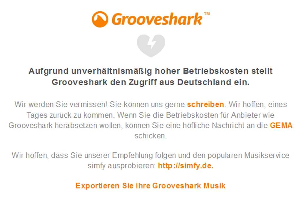 grooveshark-screenshot