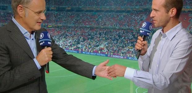 Nach dem EM-Halbfinale Deutschland gegen Italien: Eine Einzelkritik aller Spieler der deutschen Fußball-Nationalmannschaft und des gesamten ARD-Teams bei der Euro 2012.