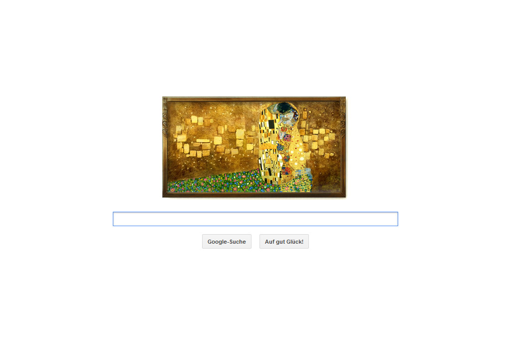 google-doodle-gustav-klimt-schreenshot