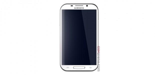 Das Samsung Galaxy Note 2 scheint sich stark am Samsung Galaxy S3 zu orientieren. Dies soll ein neues Bild belegen – und die technischen Spezifikationen des Devices.