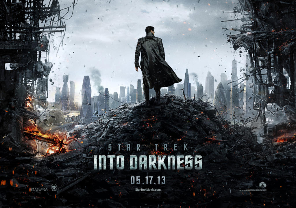 Poster: Star Trek Into Darkness