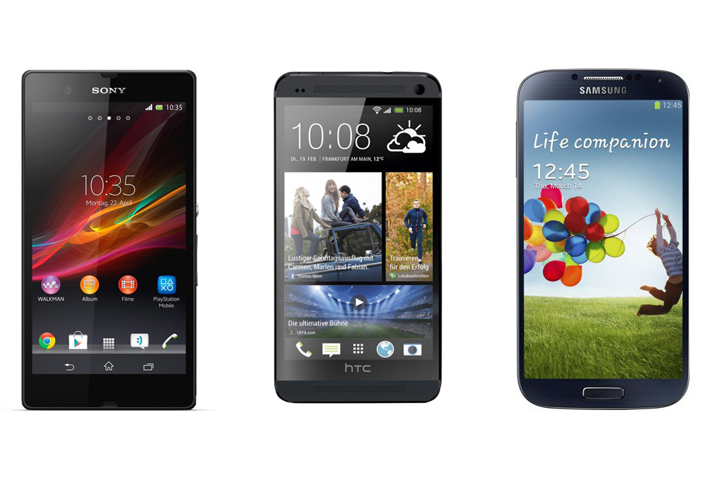 sony-xperia-z-htc-one-samsung-galaxy-s4