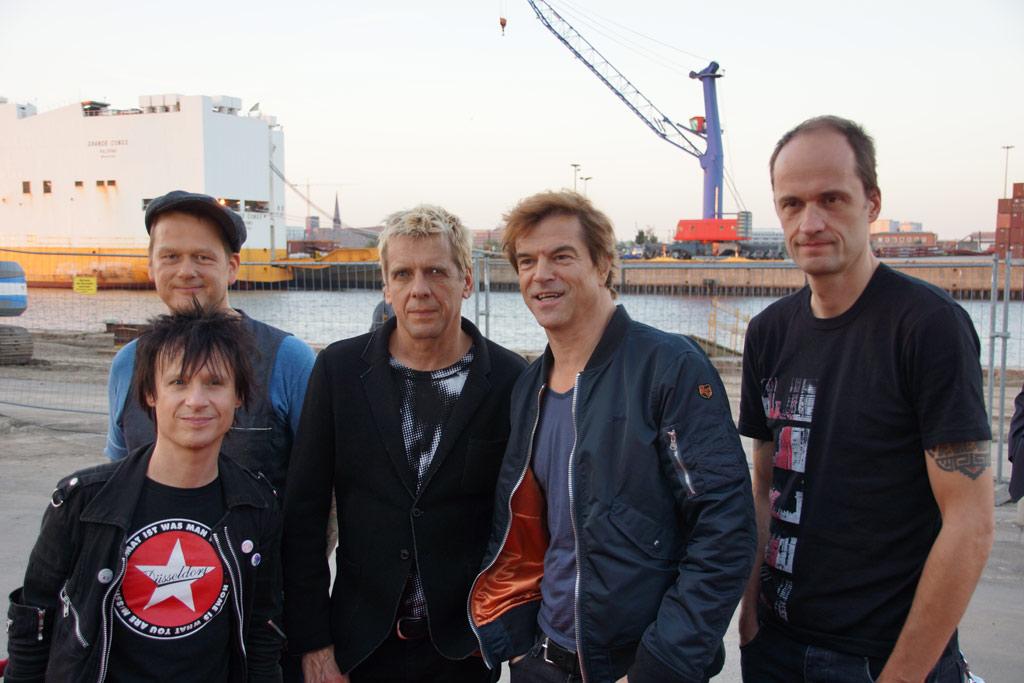ukonio  Bilder Deutscher Radiopreis 2013 mit den Toten Hosen