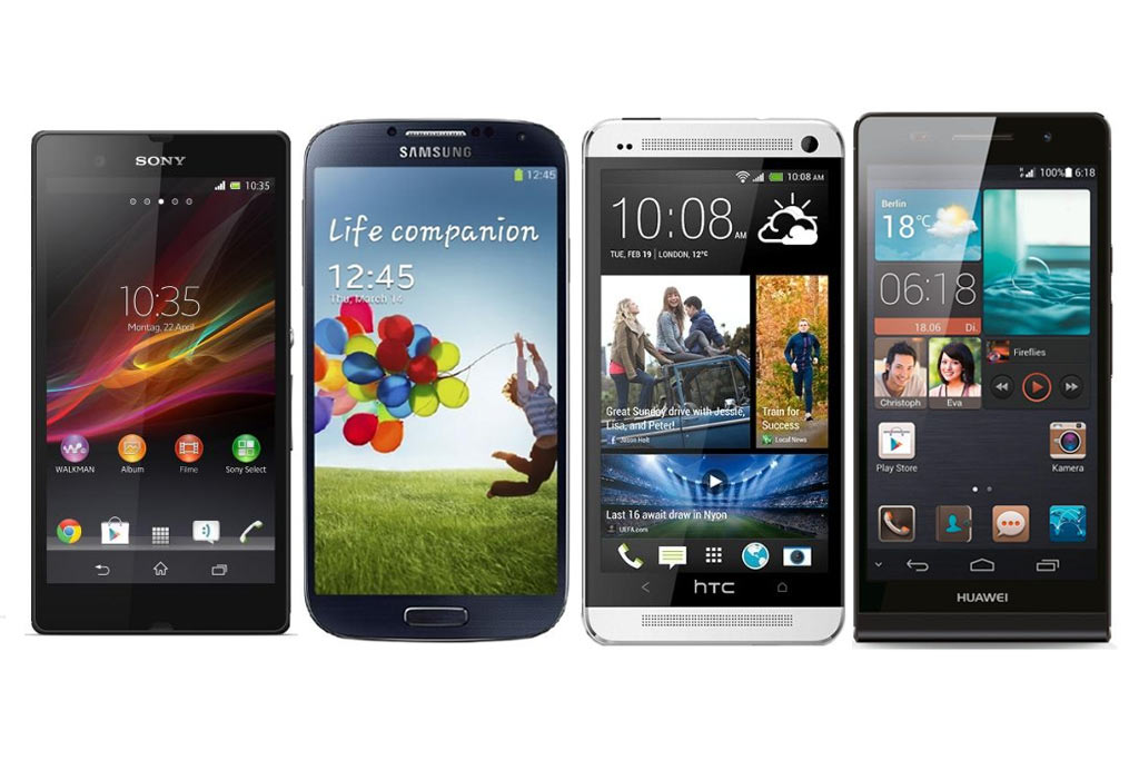 sony-xperia-z-samsung-galaxy-s4-htc-one-huawei-ascend-p6-android-4-4-kitkat-rollout