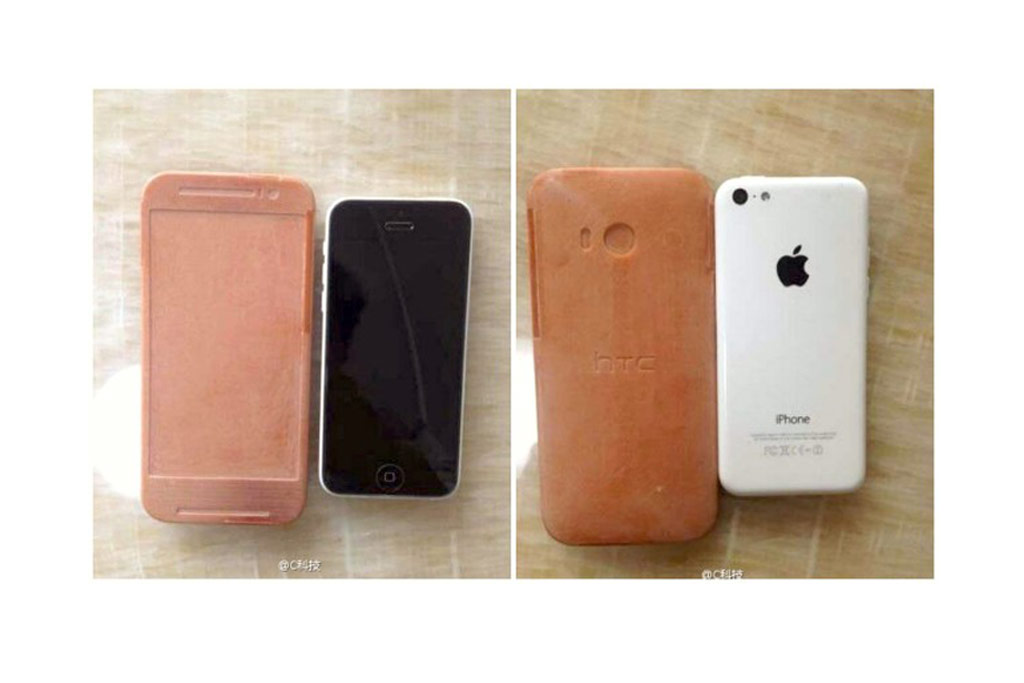 htc-one-2-m8-2014-3d-modell-apple-iphone-5c-weibo
