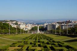klein-lissabon-portugal-reisebericht-parque-eduardo-vii-aussicht-2013-andres-lehmann