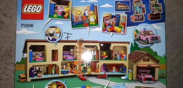 ukonio die simpsons und lego aufwendige sets und minifiguren f r 2014 geplant. Black Bedroom Furniture Sets. Home Design Ideas