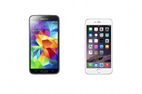 samsung-galaxy-s5-apple-iphone-6-front