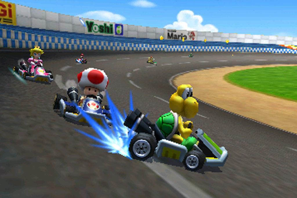 ukonio mario kart 7 f r den nintendo 3ds mario kart 8 vorreiter im vergleichstest. Black Bedroom Furniture Sets. Home Design Ideas
