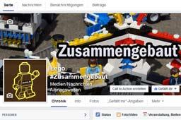 klein-facebook-zusammengebaut