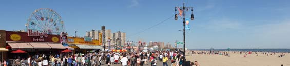 panorama-coney-island-wonder-wheel-new-york-city-2014-andres-lehmann