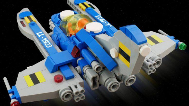 Lebt Lego Classic Space wieder auf? | © Billy Burg