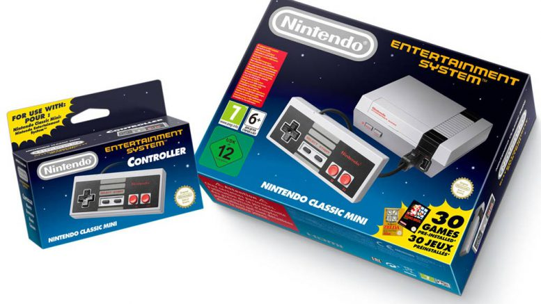 Das NES ist wieder da!   © Nintendo