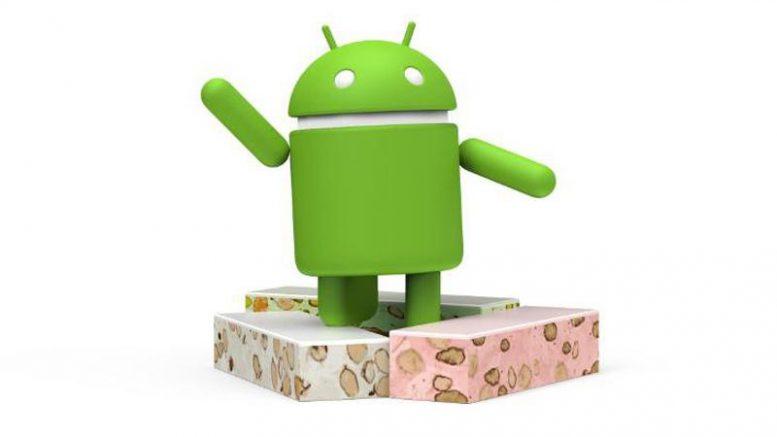 Android 7 Nougat   © Google