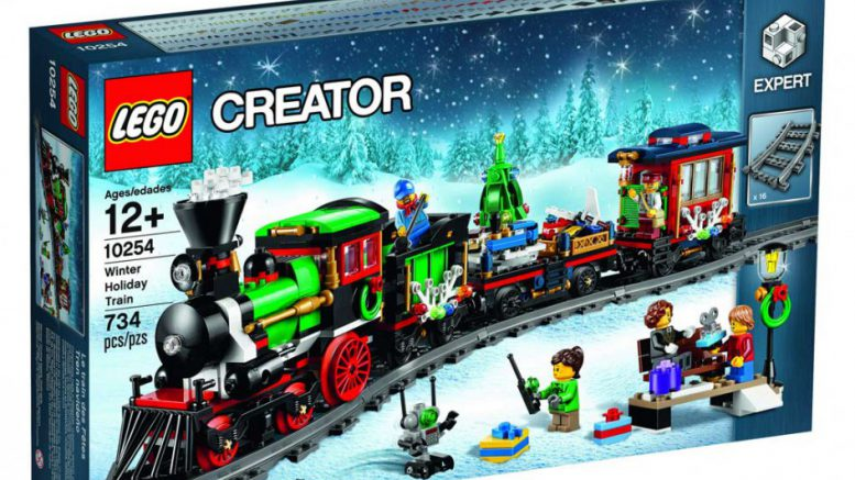 Neuer Lego Zug | © Andres Lehmann