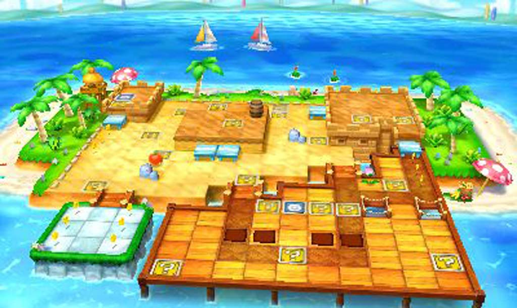 Mario Party Star Rush für den Nintendo 3DS | © Nintendo