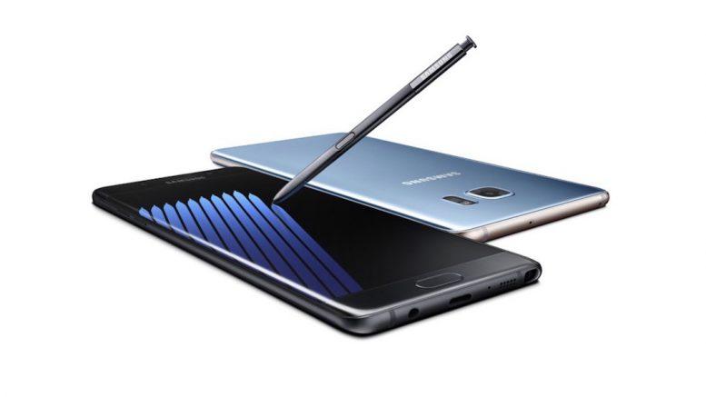 Samsung Galaxy Note 7 | © Samsung
