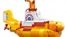 LEGO Ideas: The Beatles Yellow Submarine   © LEGO Group