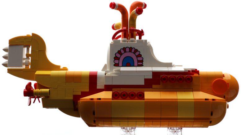 LEGO Ideas The Beatles Yellow Submarine | © Andres Lehmann / zusammengebaut.com