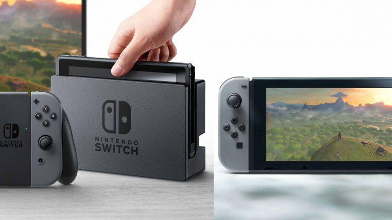 Nintendo Switch   © Nintendo