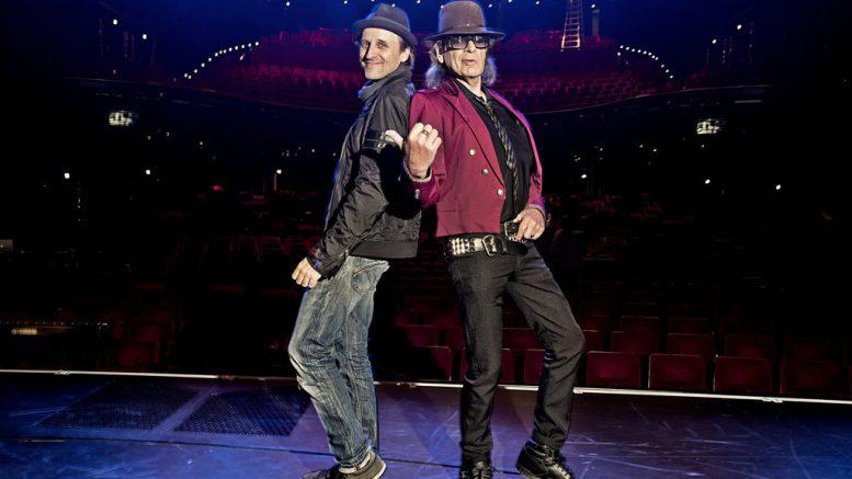 Die Udos: Alex Melcher und Lindenberg | © Stage Entertainment